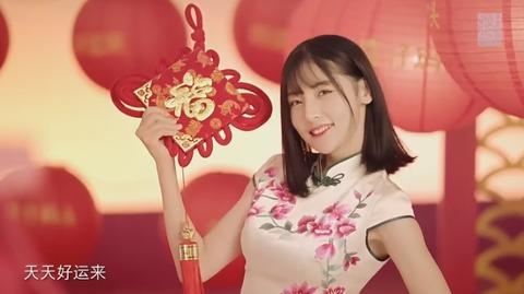 SNH48好運來MV灣仔碼頭d