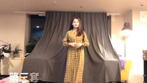 SNH48張昕vlog韓國g