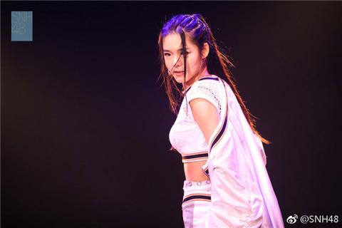 SNH48weibo180109劉菊子C