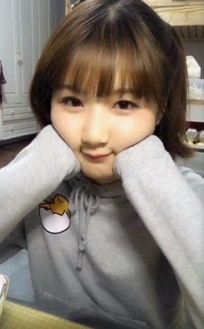 SNH48 李清陽 171127口袋