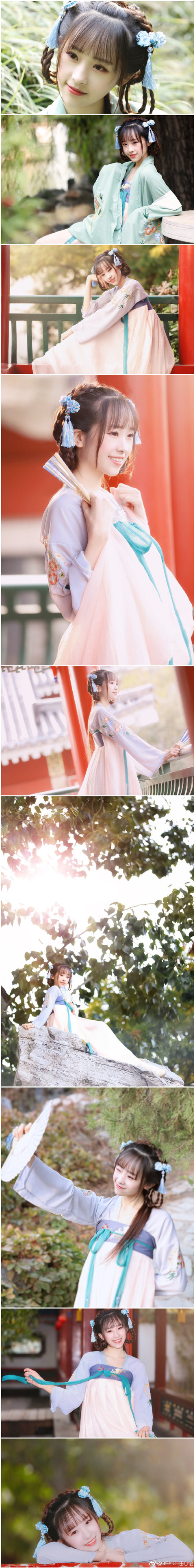 BEJ48任心怡weibo171019