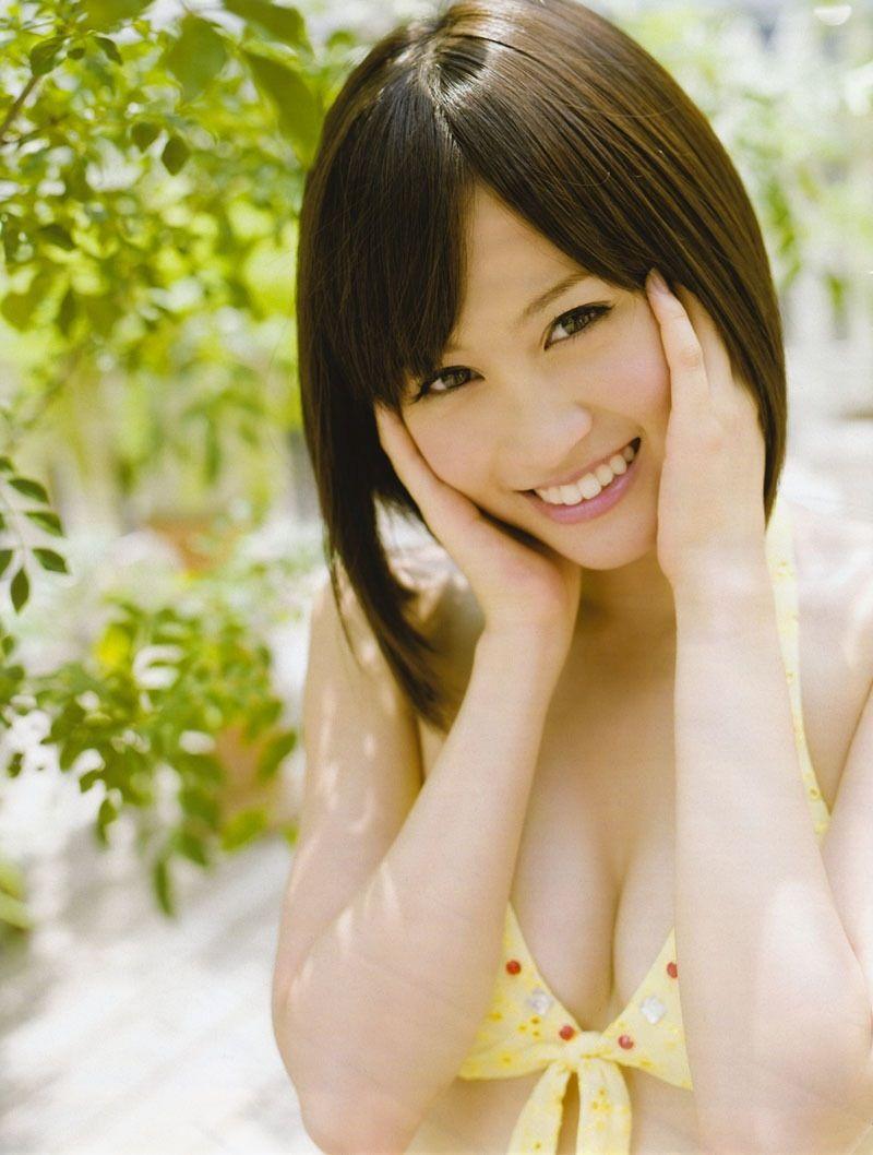 天使のような可愛さの前田敦子