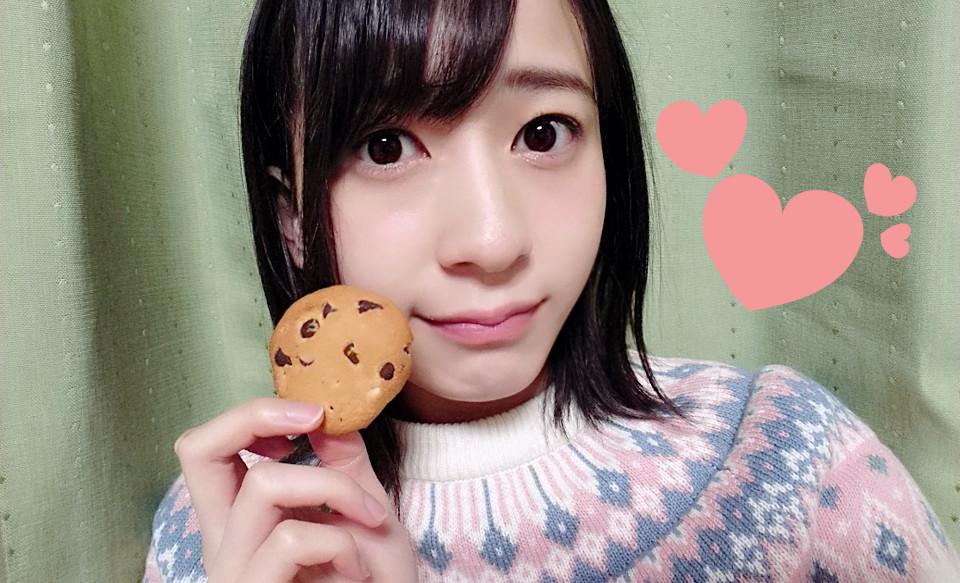 佐々木優佳里「最近チョコチップクッキーが大好きすぎてハマっています。もう、美味しすぎて毎日食べています笑」