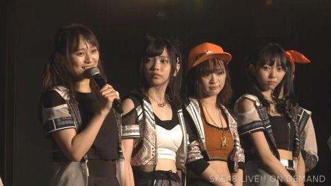 【SKE48】犬塚あさなが劇場公演で卒業を発表、最終活動日は6月30日