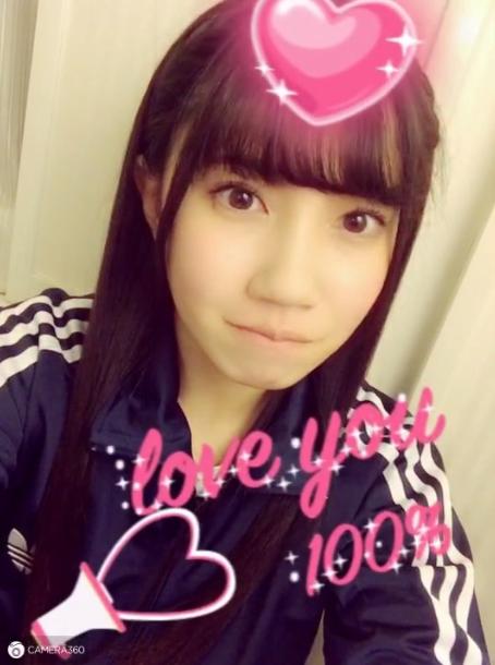 SKE48北川綾巴が1人で初めてアップした動画が無敵!