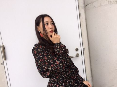 SKE48古畑奈和「むにゅ。」