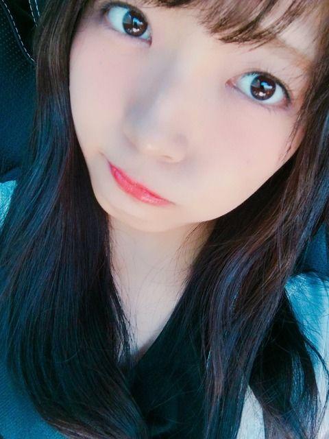 SKE48二村春香「いい天気。  お出かけします。兄と。兄と。」