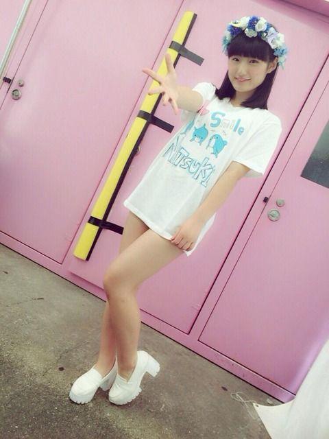 SKE48高塚夏生のこの洋服は安心してくださいか?