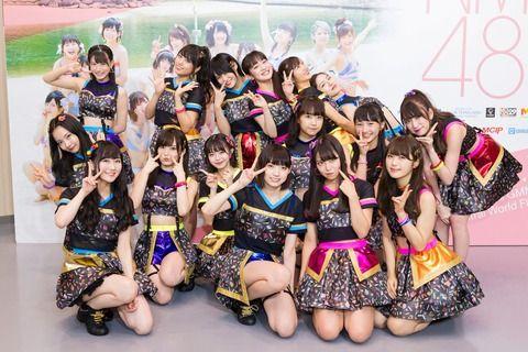 【悲報】NMB48が過去のDVDをBlu-rayで発売!遂に閉店商法に突入か?