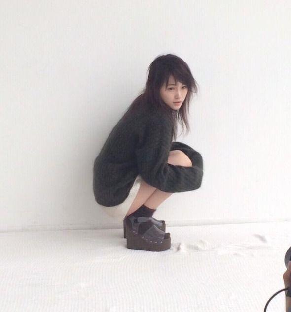 元AKB48川栄李奈「事務所の宣材写真を撮りました」