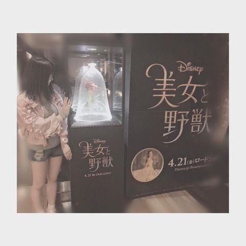 SKE48小畑優奈の私服を見たファンが野獣になる!!!