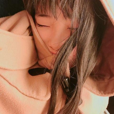 SKE48野村実代「皆さんに良い子(倉島杏実ちゃん)がスヤスヤしている写真を」