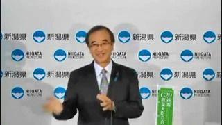 新潟県知事、NGT48と再契約する意向を捨てず「事態が収束すればよいなと」【花角英世】