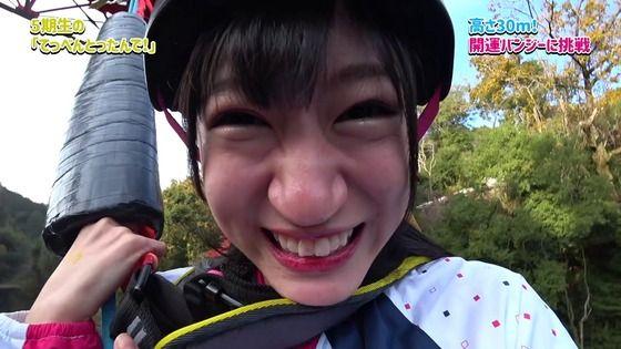 NMB48 5期生 全員でバンジージャンプに挑戦!