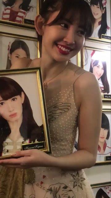 [動画] 小嶋陽菜「わたしの原点、 秋葉原でさいごのご挨拶」