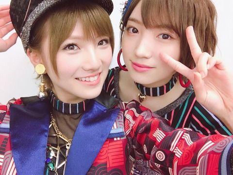 【AKB48】じゃあ、岡田奈々と太田夢莉どっちがヒラメ顔なんだよ!【NMB48】