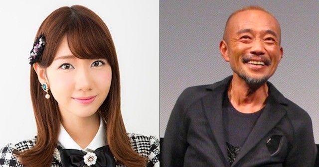 【発狂注意】AKB48柏木由紀、竹中直人と不倫していた