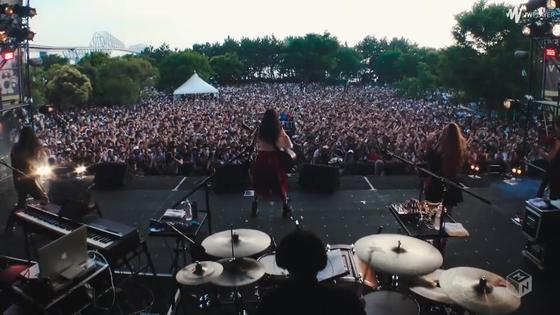 山本彩が完全アウェーMETROCKの8000人ステージを埋めていた件