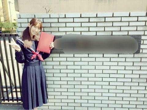 HKT48田中菜津美、無事卒業…