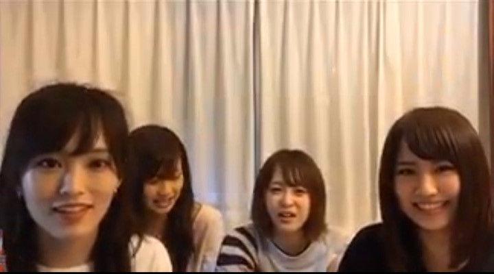 【動画】NMBメンバー「SHOWROOMの下ネタの限界を知りたい」→山本彩「割れ目」www