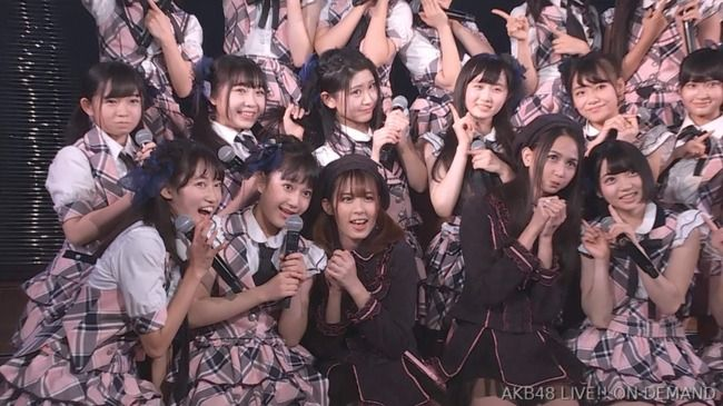 【AKB48】矢作萌夏に続き前田彩佳までが右肘を壊し半リタイア・・・【アイドル修業中公演】
