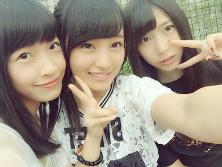 AKB48 向井地美音「茂木さんの家にお泊まりなのです!!! きゃーーー\(^o^)/」