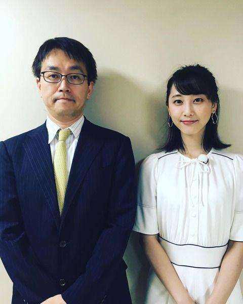 松井玲奈が憧れの羽生善治と堂々2ショット!!!