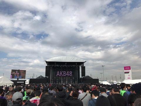 【驚愕】AKBとハロプロ、イベントの格差が悲惨すぎる・・・【画像2枚】