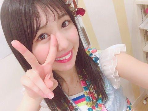 SKE48熊崎晴香「今回は腰の件で心配おかけしてすみませんでした。」
