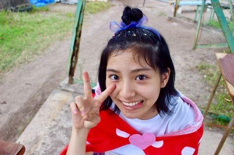 可愛すぎ! SKE48後藤楽々がブログですっぴんを公開!