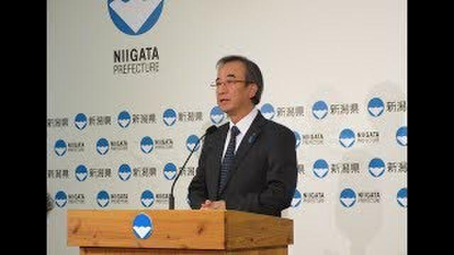 新潟県知事:花角英世「(NGTが)歓迎される状態になれば、国民文化祭で活躍してほしい。再び輝くことを願っている」【NGT48騒動】