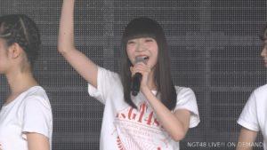 【NGT48】中井りか「3日連続握手は体力的にも精神的にも効いてる」 荻野由佳「握手会は元気の源!ありがとう!」