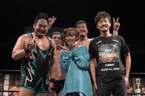 SKE48高柳明音「DDTマジ卍」