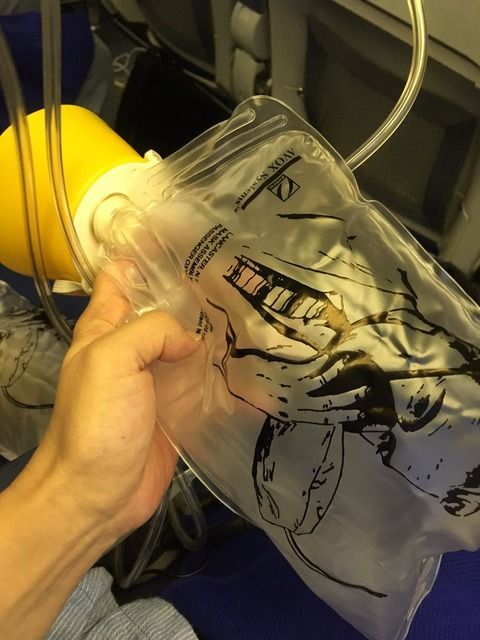 ANA37便羽田→伊丹が機内不具合→緊急着陸!機内で酸素マスクが下りてくる事態に・・「謎の爆発音」も