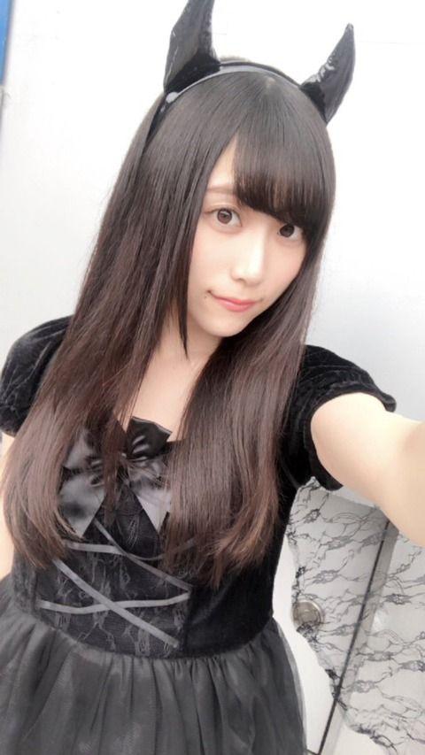 SKE48野々垣美希「Twitter始めます!フォローよろしくお願いします」