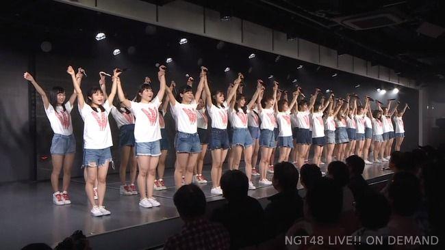 今、地下民のおまえらがNGT48に求めることは何?
