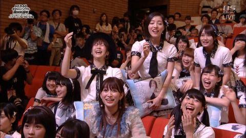 須藤「あそこでおめでとうと言うのはNMB48にプロ意識がないと怒るメンバーがいた」