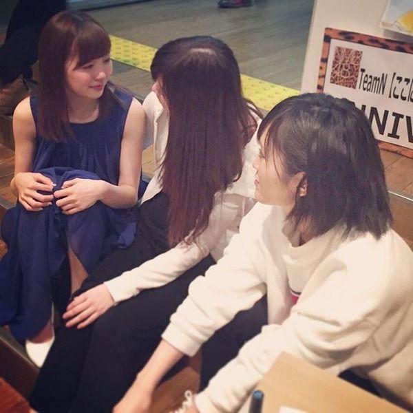 【NMB48】スタッフが撮影した渡辺美優紀卒業発表後の写真がすごくいい