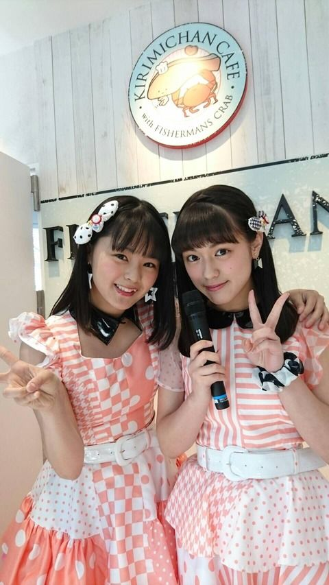 SKE48市野成美と竹内彩姫がサンシャインサカエKRIMIちゃんイベントに参加!