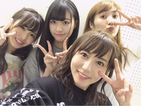 SKE48大場美奈「3年振りの楽しさ。」