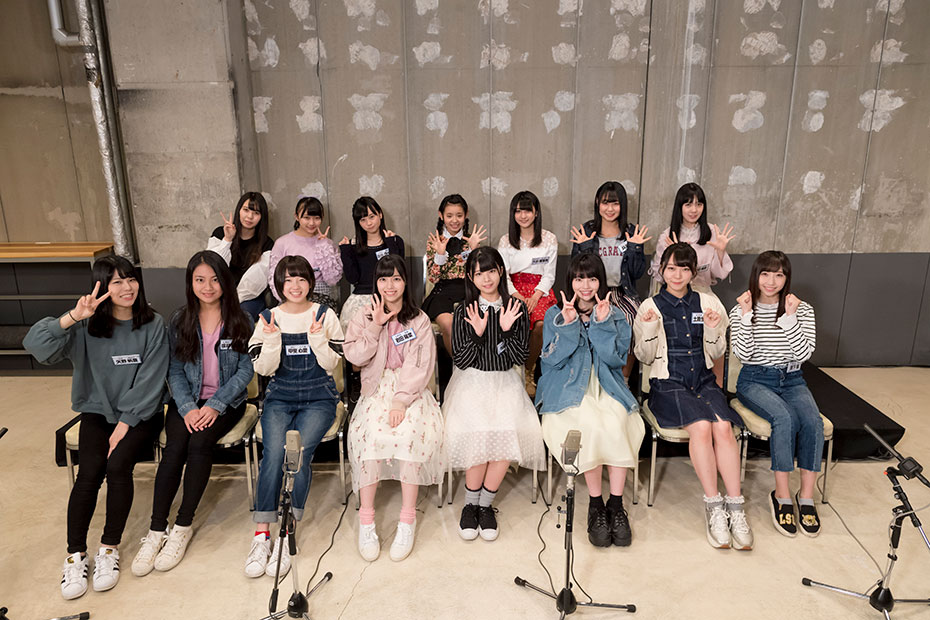 5/20 20:30〜「STU48 イ申テレビ シーズン2 #3」特技を磨け!20日間チャレンジ(前編)