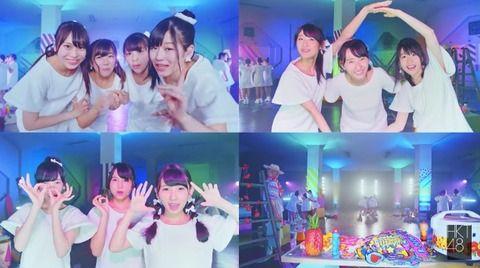 【動画】HKT48四期生の楽曲「さくらんぼを結べるか?」のMVが公開