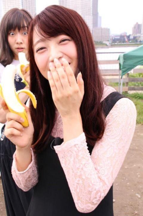 そんなバナナ・・・
