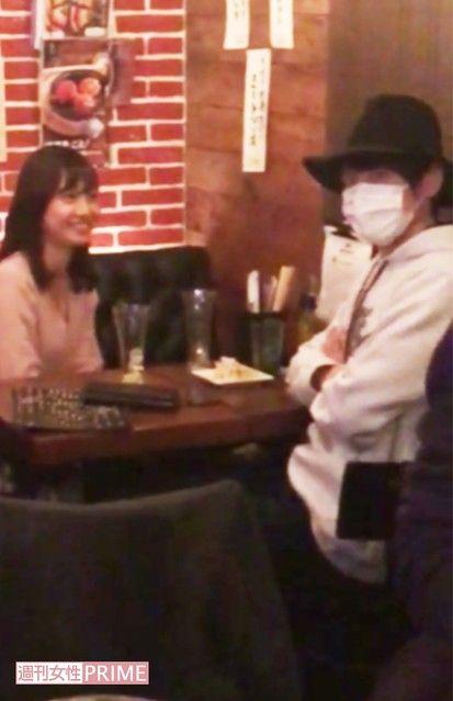 【元SKE48】柴田阿弥が古川雄輝と深夜2時までデートwww