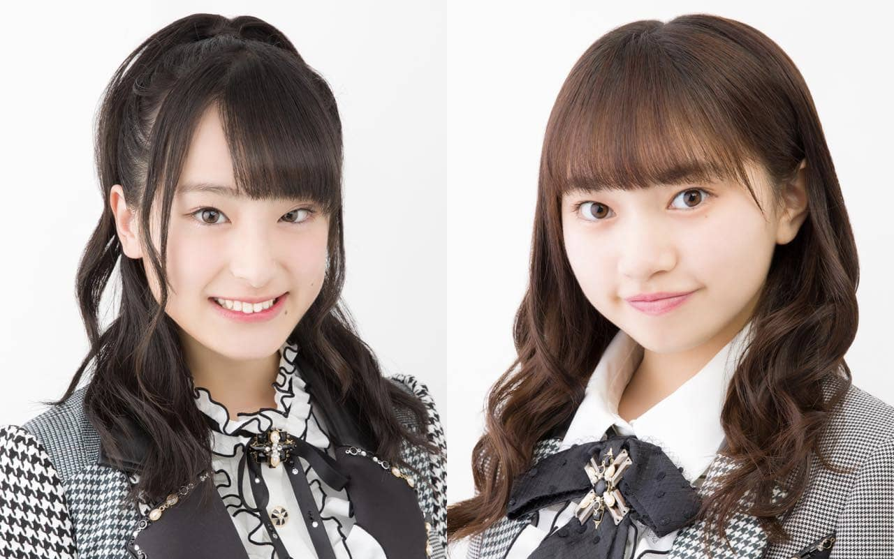 AKB48 チーム8 川原美咲&奥原妃奈子が生カラオケ! 「猫舌SHOWROOM 指カラ」【12/6 20:00~】