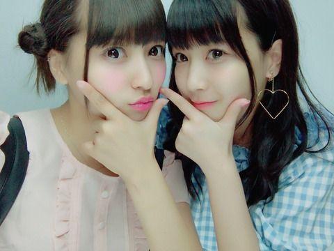 太田姉妹(太田里織菜 太田彩夏)姉のほうがが幼く見えるのは髪型のせいでしょうか?