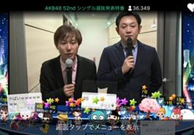 【悲報】昨日の選抜発表showroomの「マシンガンズ」番組MCなのにAKB48グループメンバーのこと全く知らない【SKE48/NMB48/HKT48/NGT48/STU48/チーム8】