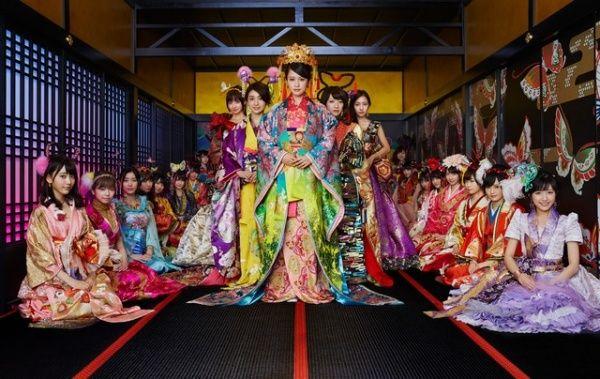 3/25 19:00~「ミュージックステーション 3時間SP」出演:AKB48