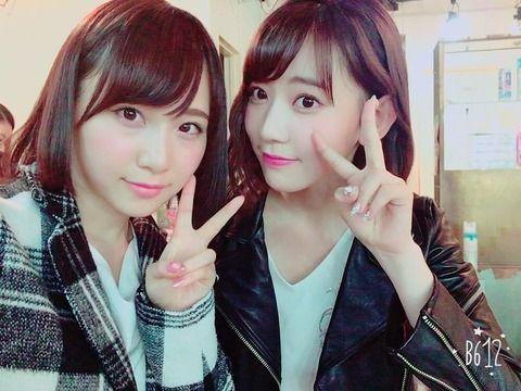 【AKB48】事務所的には高橋朱里と宮脇咲良なら朱里の方が欲しいんじゃないか?