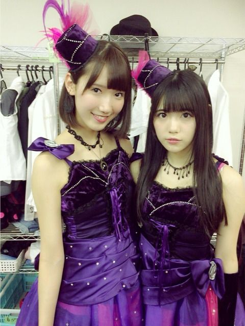 HKT48田中菜津美「はいはい、おπ。おπ 」